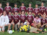 OP Vikings 2014 U17 Division B South Champions